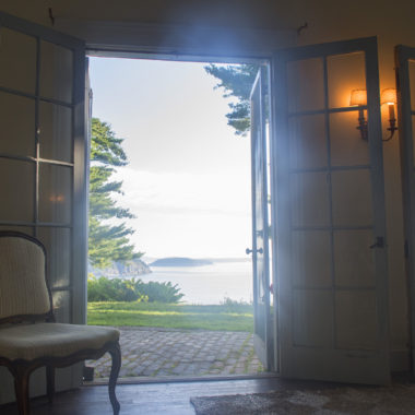 large vacation rental Mount Desert Island, large rental Bar Harbor, private estate rental Acadia National Park